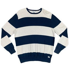 Quiksilver Striped Sweater  -Perfect Condition, No